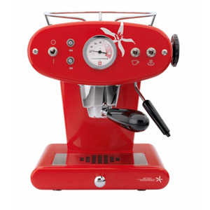 FrancisFrancis X1 IPERESPRESSO CAPSULE Red