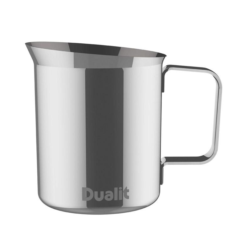 dualit milk jug stainless steel. Black Bedroom Furniture Sets. Home Design Ideas