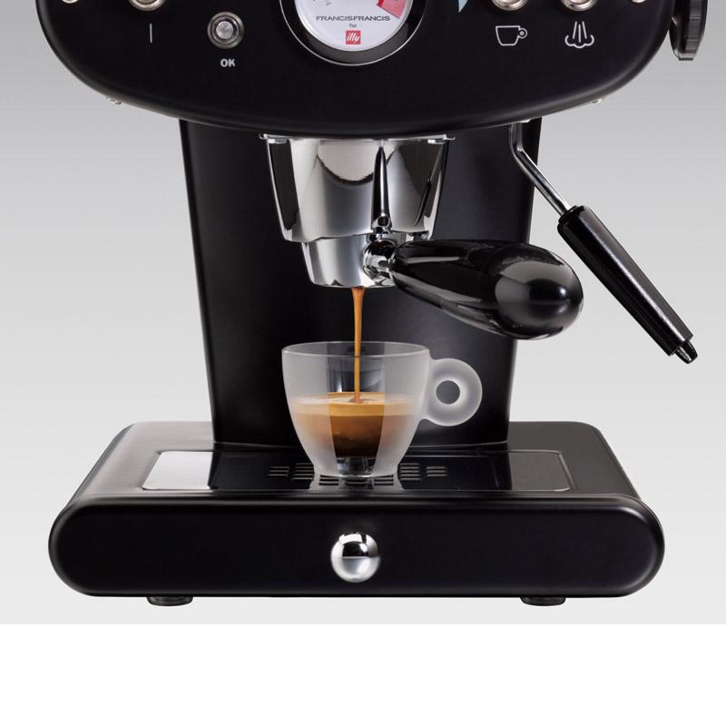 francisfrancis coffee machine