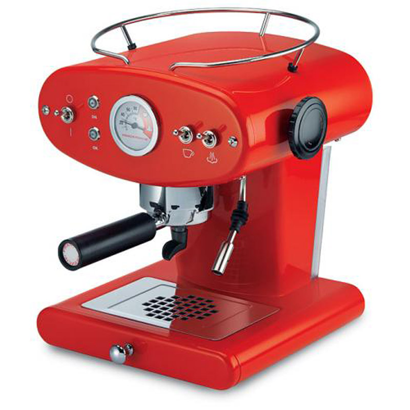 FrancisFrancis X1 TRIO ESE POD Coffee Machine - Red